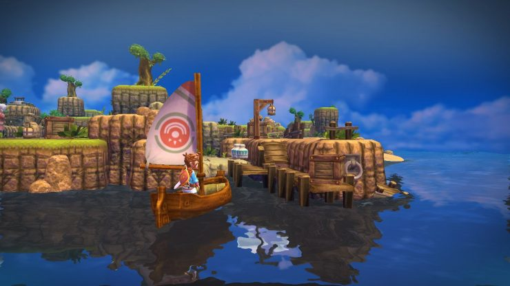 Oceanhorn: Monster of Uncharted Seas!