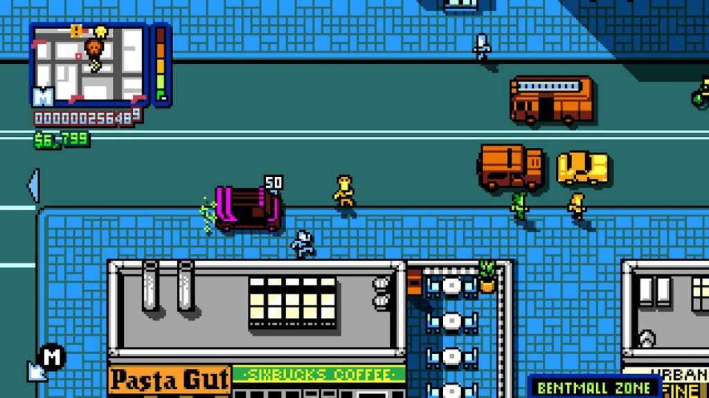 Download Retro City Rampage DX today!