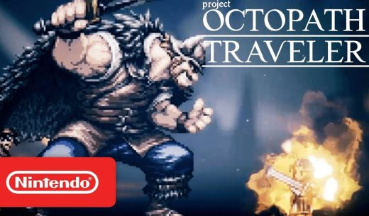 project OCTOPATH TRAVELER demo