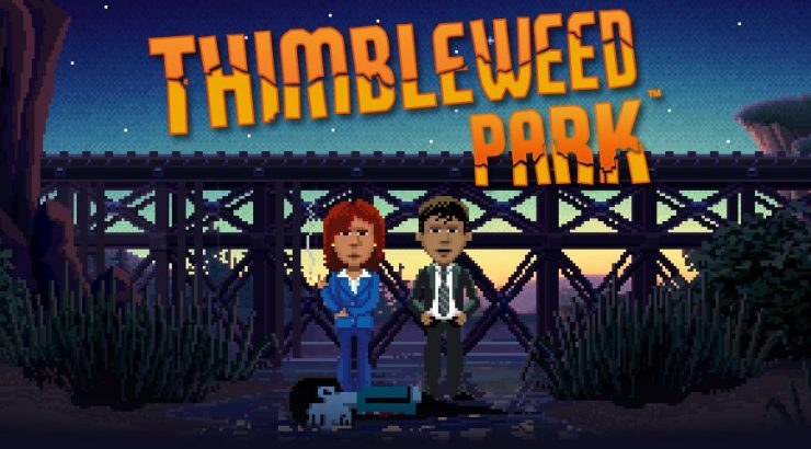 Thimbleweed Park Nintendo Switch Review