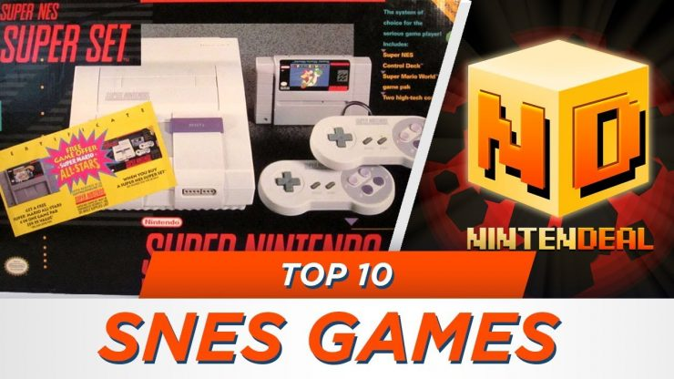 top 10 super nes games