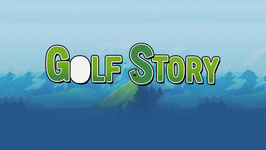 Golf Story Horizontal Banner