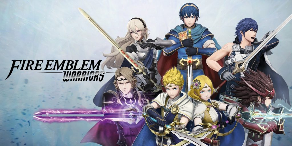 Check out Fire Emblem Warriors available October 20, 2017!