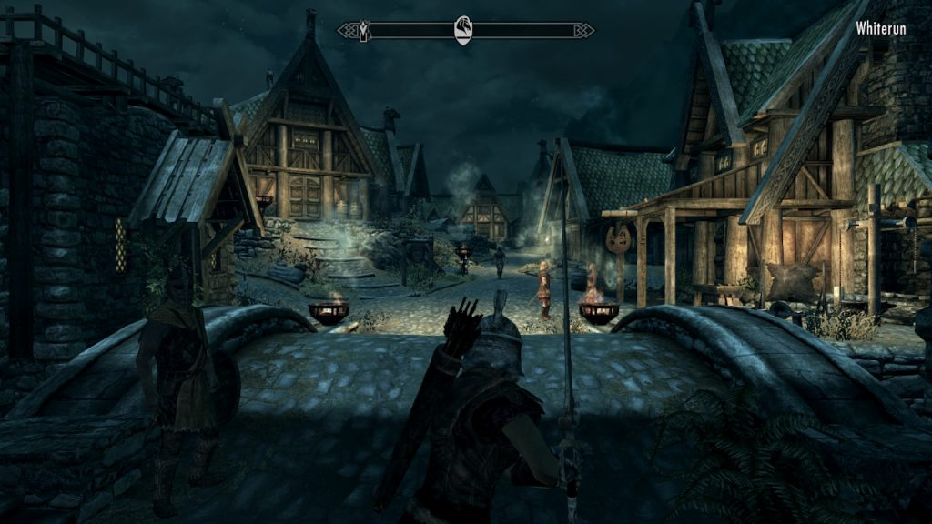 Play Skyrim anywhere in the world with Skyrim for Switch!