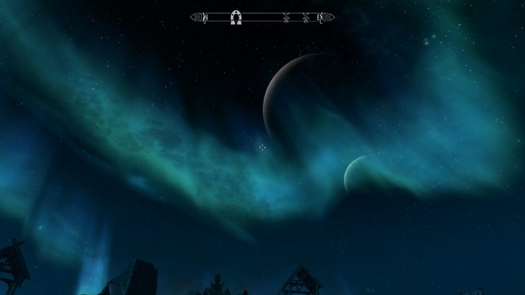 We think Skyrim looks fantastic on Switch, even if it looks better on other systems.