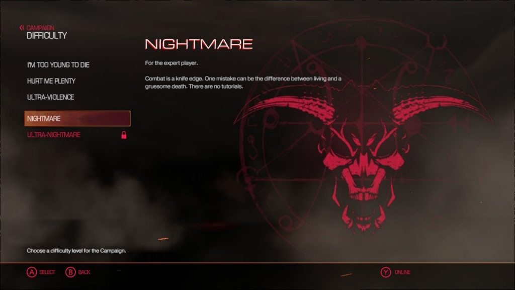 Are you brave enough for NIGHTMARE mode? We're not—yet!