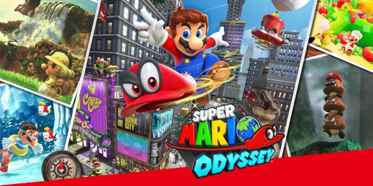 Super Mario Odyssey A Dream Come True For 3d Mario Fans Nintendeal