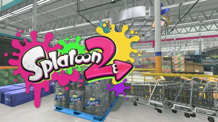 Splatoon 2 Update