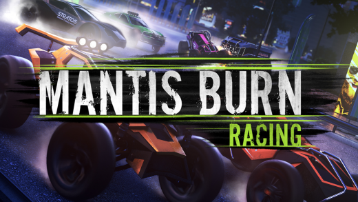 Mantis Burn Racing Title