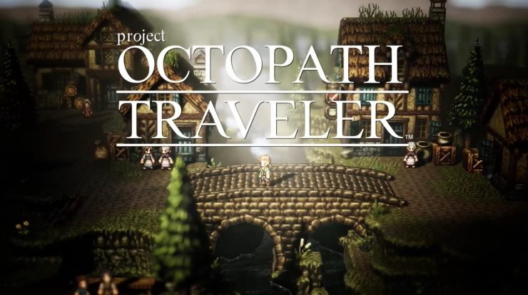 Project Octopath Traveler Original Soundtrack OST