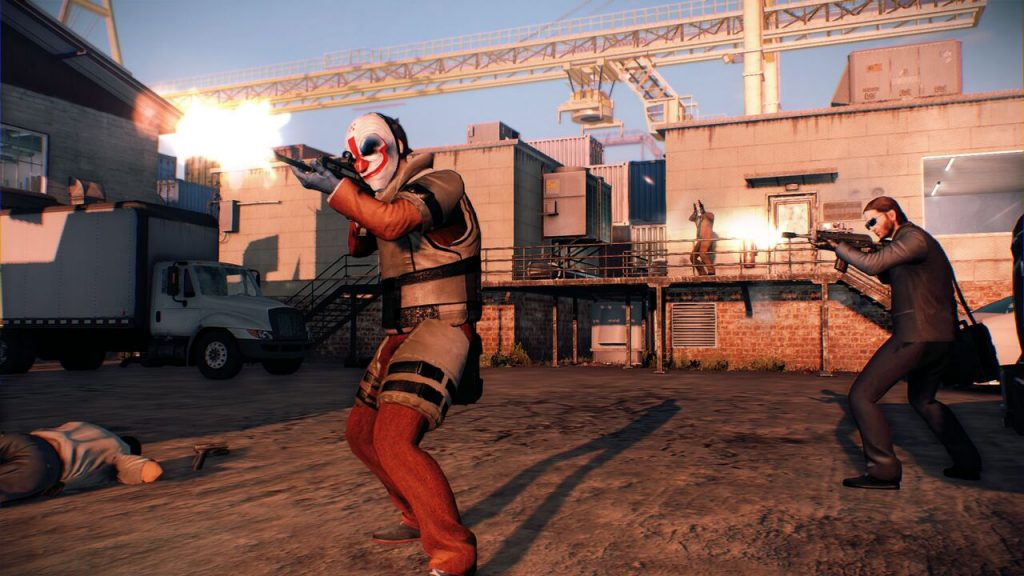 If you liked what you read in our review, you might wanna give PAYDAY 2 a shot today!