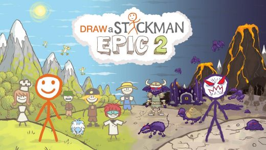 Draw Stickman Nintendo Switch