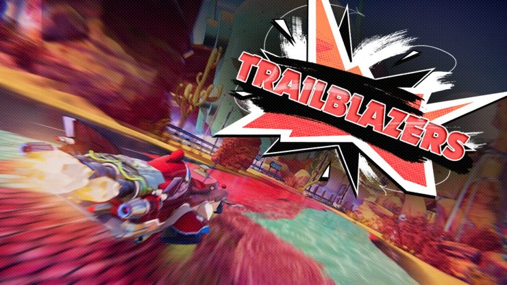Trailerblazers Nintendo Switch