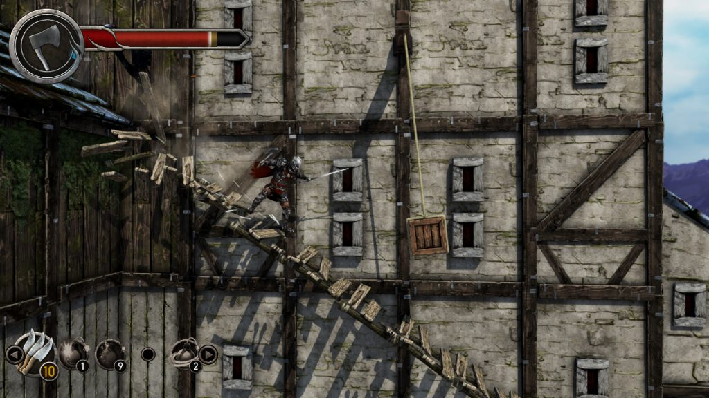 Check out Castle of Heart if you're into the medieval European aesthetic and unique challenge.