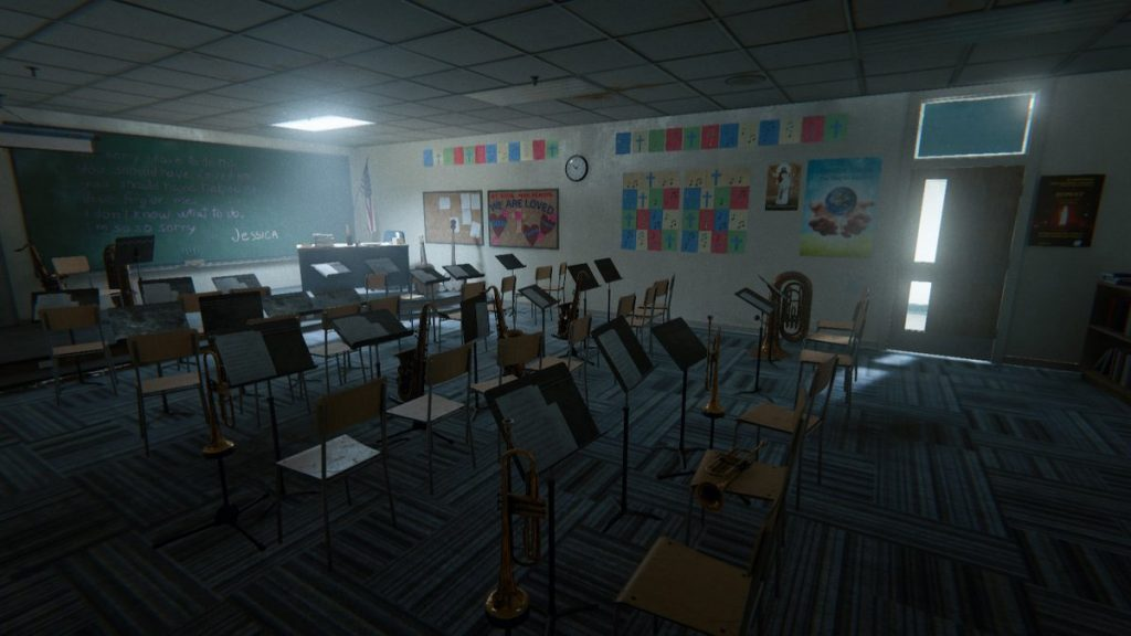 Your old Catholic grade school is the setting for Outlast 2's subplot about a childhood friend.