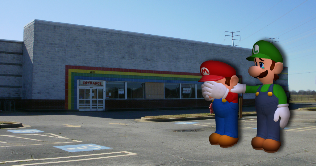 Toys R Us Closing Sign : Toys 'r us expected to shut down u s operations nintendeal
