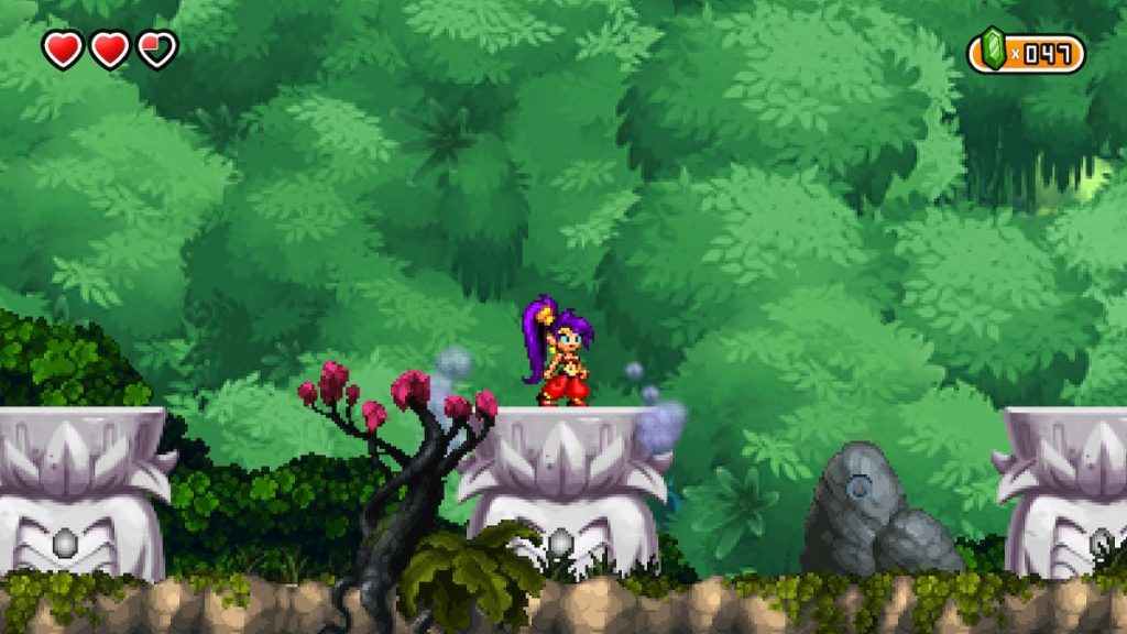 Keep reading to see what we think of Shantae and the Pirate's Curse!