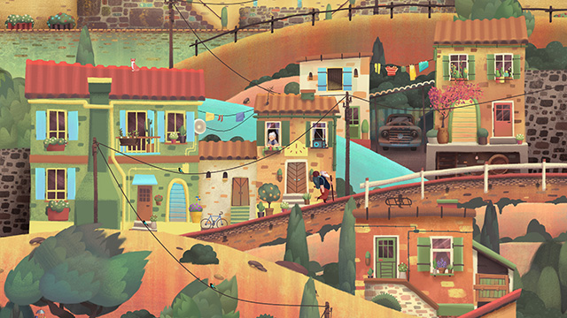 Old Man's Journey Graphics 1
