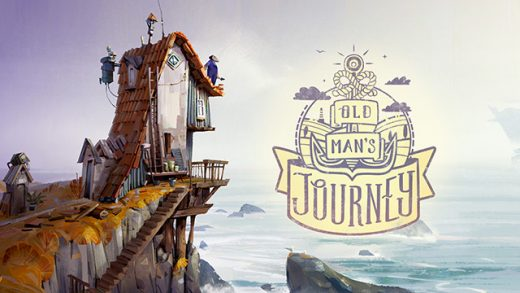 Old Man's Journey Title 1
