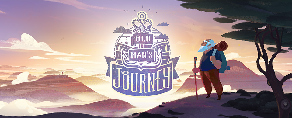 Old Man's Journey title 2