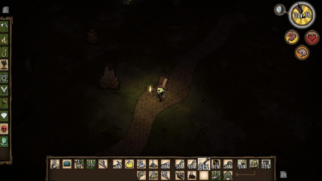 If you're up for an addictive survival challenge, look no further than Don't Starve!
