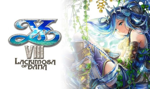 Ys Viii Nintendo Switch