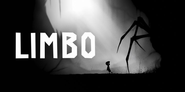 Limbo Title Screen 1