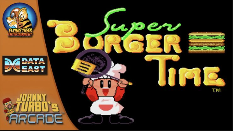 Super Burger Time Switch