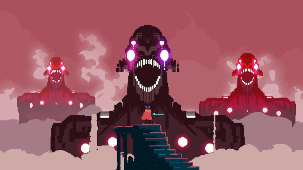 The sights and sounds of Hyper Light Drifter are some of the best of the year.