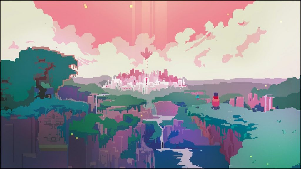 Hyper Light Drifter is one of our favorite Switch indies of 2018.