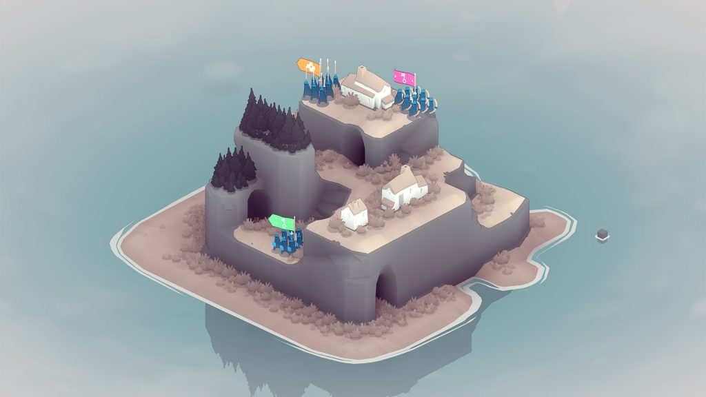 Thanks to procedural generation, you'll never play the same island twice.