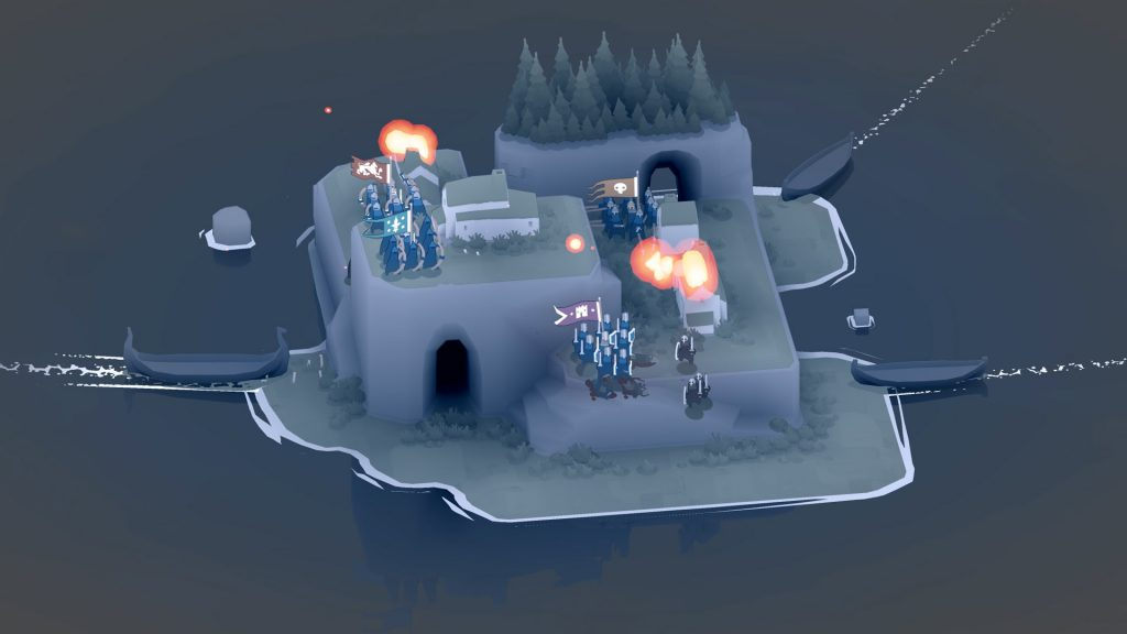 Bad North offers tons of cool features.