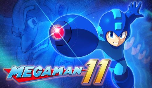 Mega Man 11 Nintendo Switch
