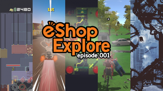 eShop Explore Episode 001