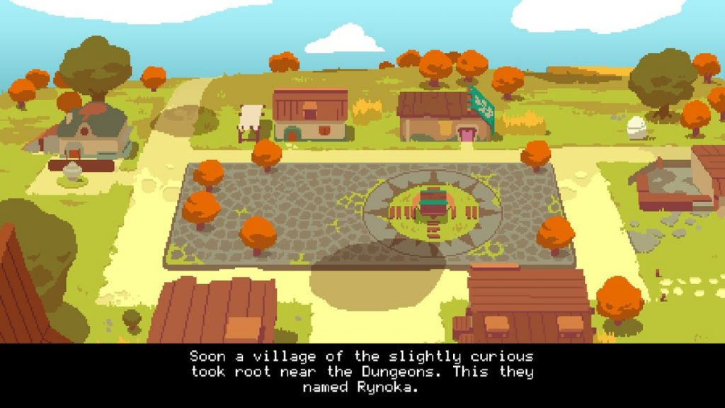 Moonlighter is half dungeon crawler, half shopkeeper simulator, with roguelite elements mixed in.