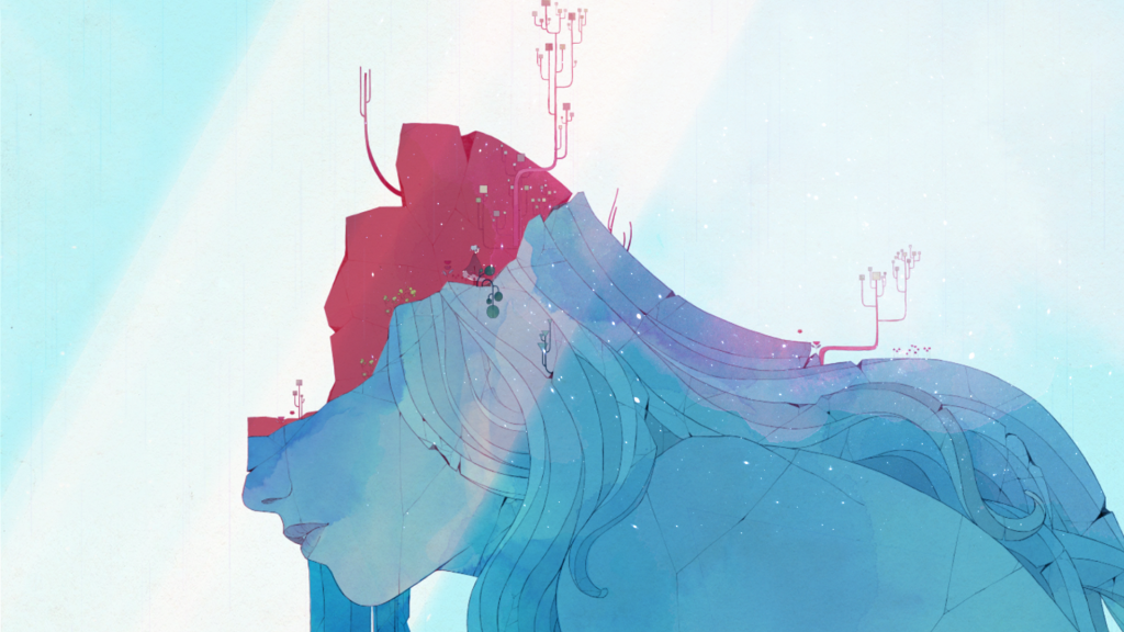 GRIS is about the sorrows that tend to haunt us, whether those sorrows be depression, loss, or something else.