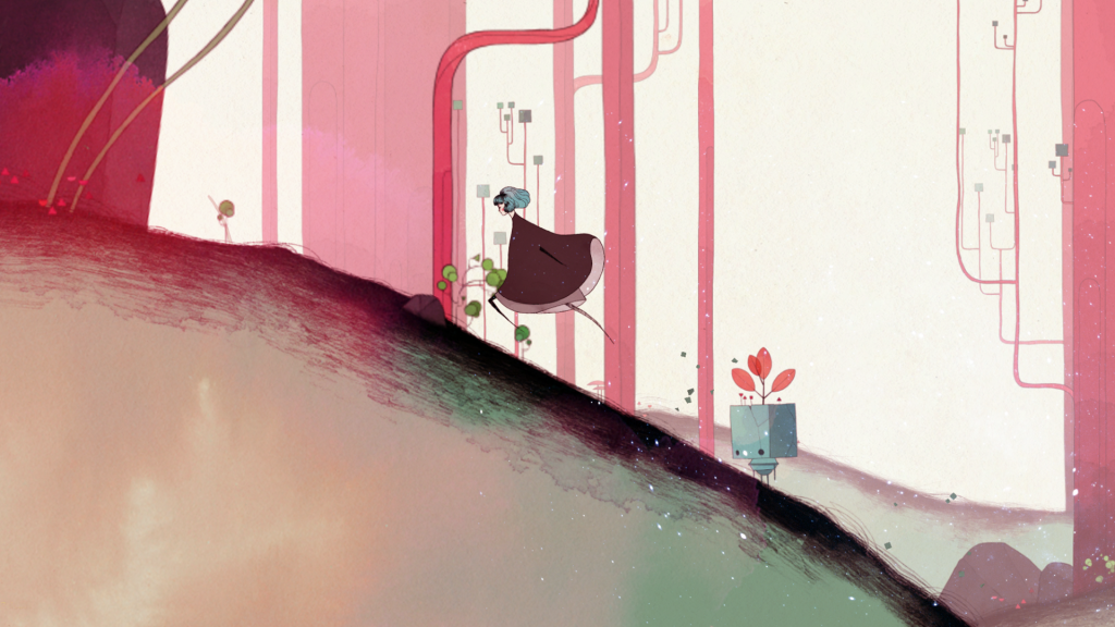Overall, GRIS delivers on a frustration-free experience.