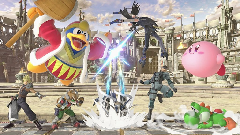 Super Smash Bros. Ultimate lives up to its name as the greatest version of Smash Bros. yet.