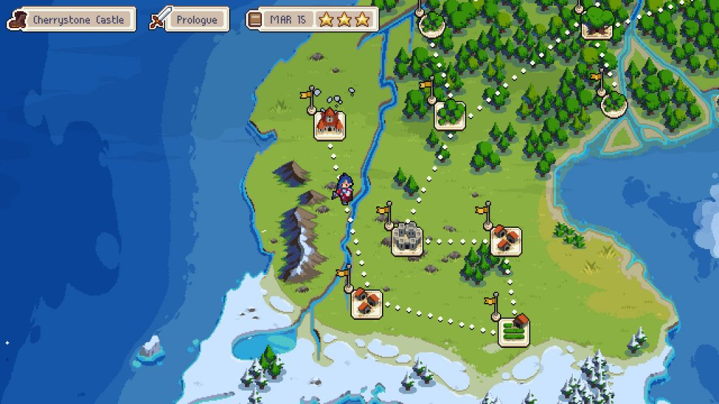 Wargroove is an Advance-Wars-style game for a new generation.