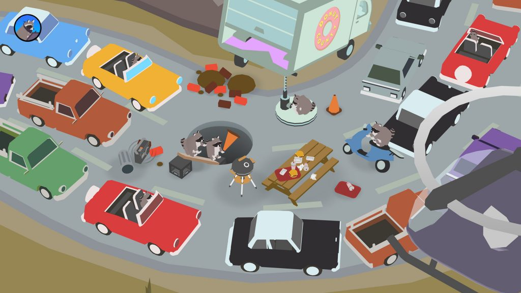 Fan of Katamari Damacy? Check out Donut County for a similarly satisfying experience!