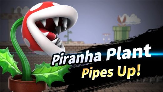 Piranha Plant Pipes Up!