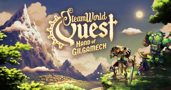 SteamWorld Quest Nintendo Switch