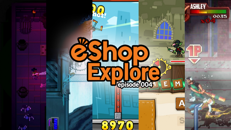 eShop Explore Episode 004