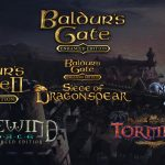 Baldur's Gate Nintendo Switch