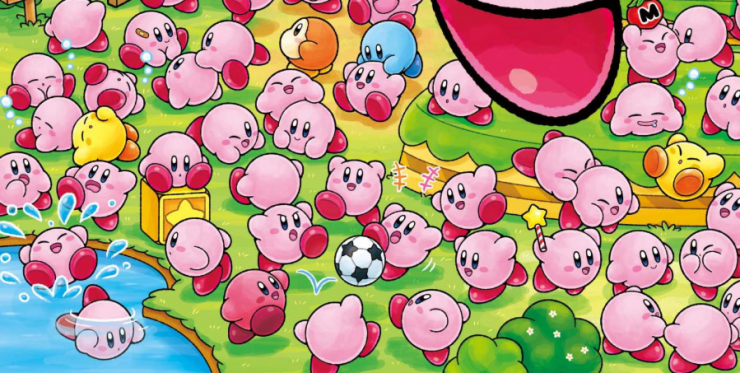 Let's Find Kirby Book