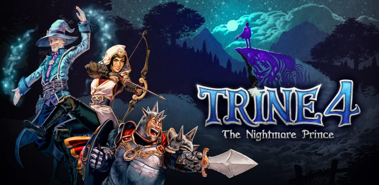 Trine 4 Nintendo Switch