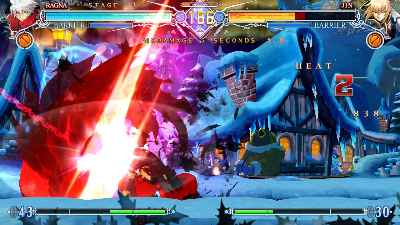 BlazBlue: Central Fiction Special Edition – The Wheel Of