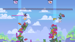 Tricky Towers Battle