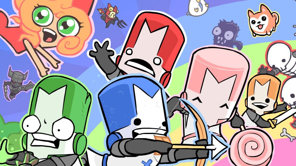Check out Castle Crashers Remastered today!