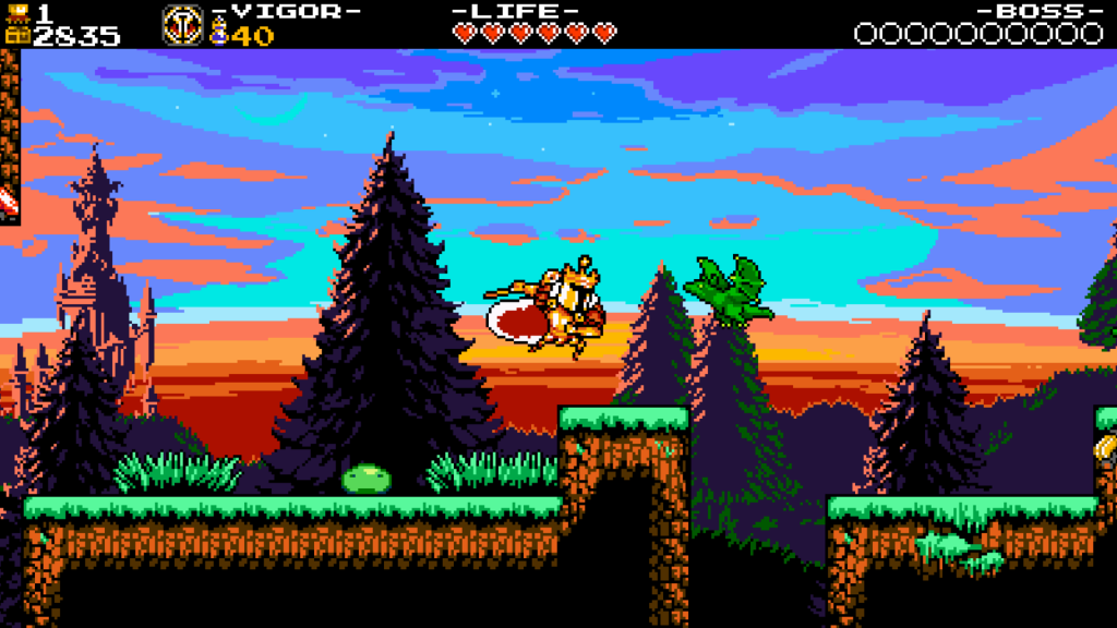 King of Cards and Showdown are part of the final wave of Shovel Knight DLC.